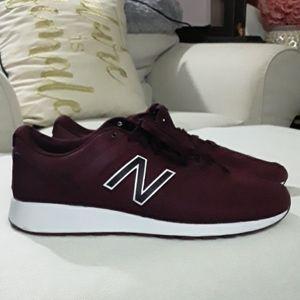 NWOB  New Balance Maroon Sneakers
